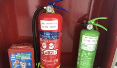赛鑫加强夏季消防安全和员工福利发放工作